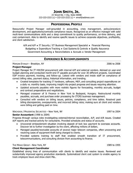 click here to this project manager resume template http resumetemplates101 info skills Resume Crisis Management Skills Resume