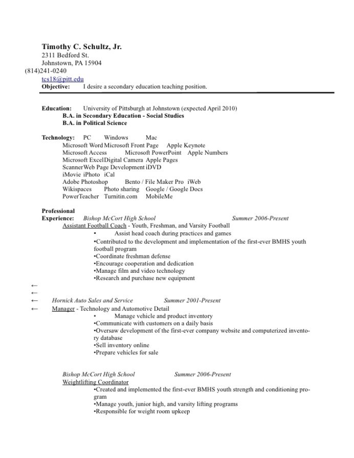 college freshman resume no work experience for you examples program developer job Resume Resume Examples College Freshman