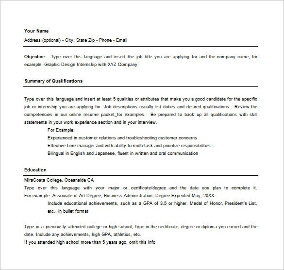 combination resume template free word excel pdf format premium templates samples best for Resume Combination Resume Samples 2020