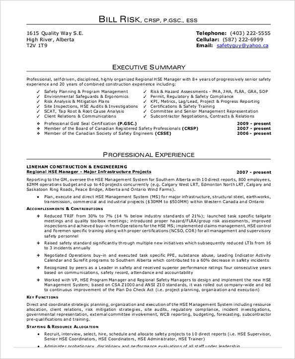 construction safety officer resume project manager sample do you want to apply for manag Resume Safety Experience Resume