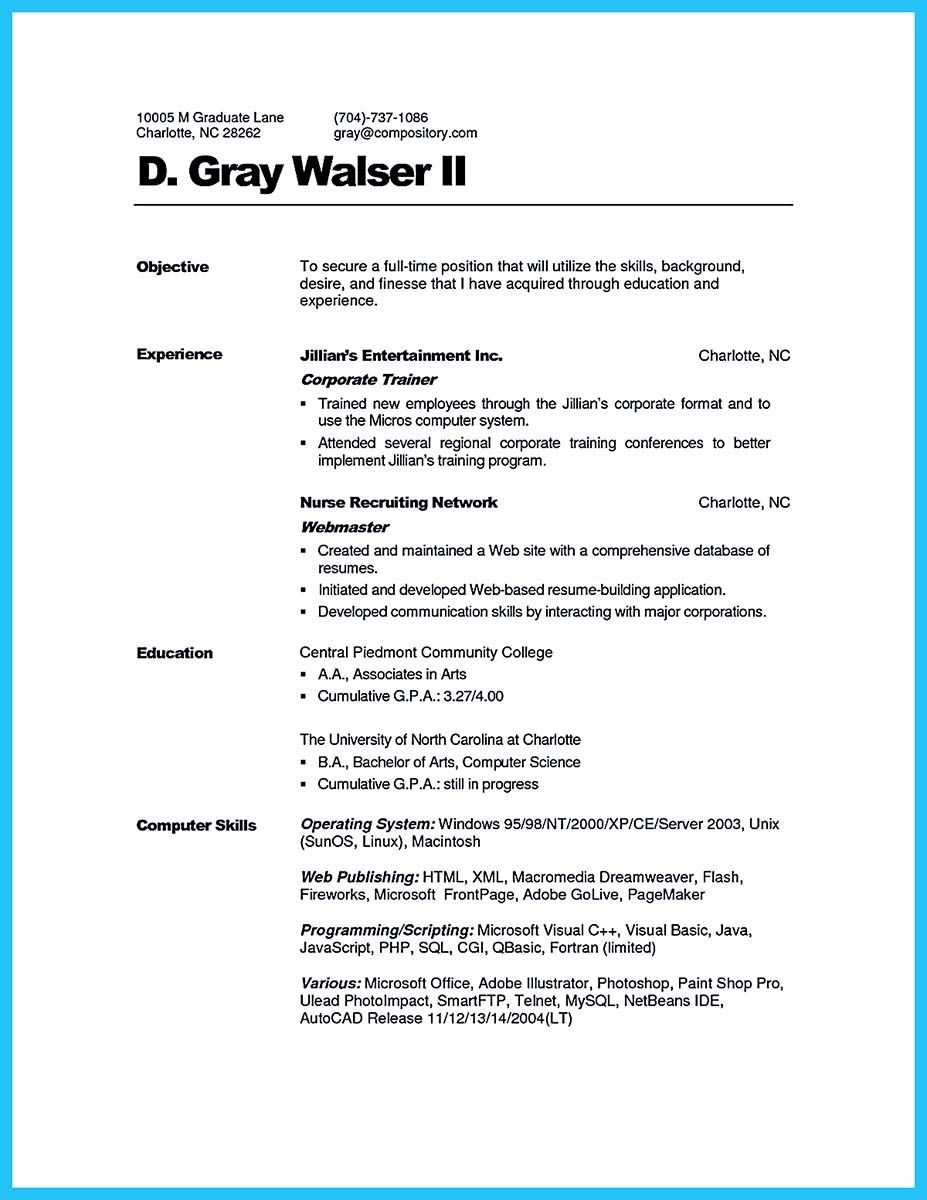 cool brilliant corporate trainer resume samples to get job template skills examples Resume Corporate Resume Examples