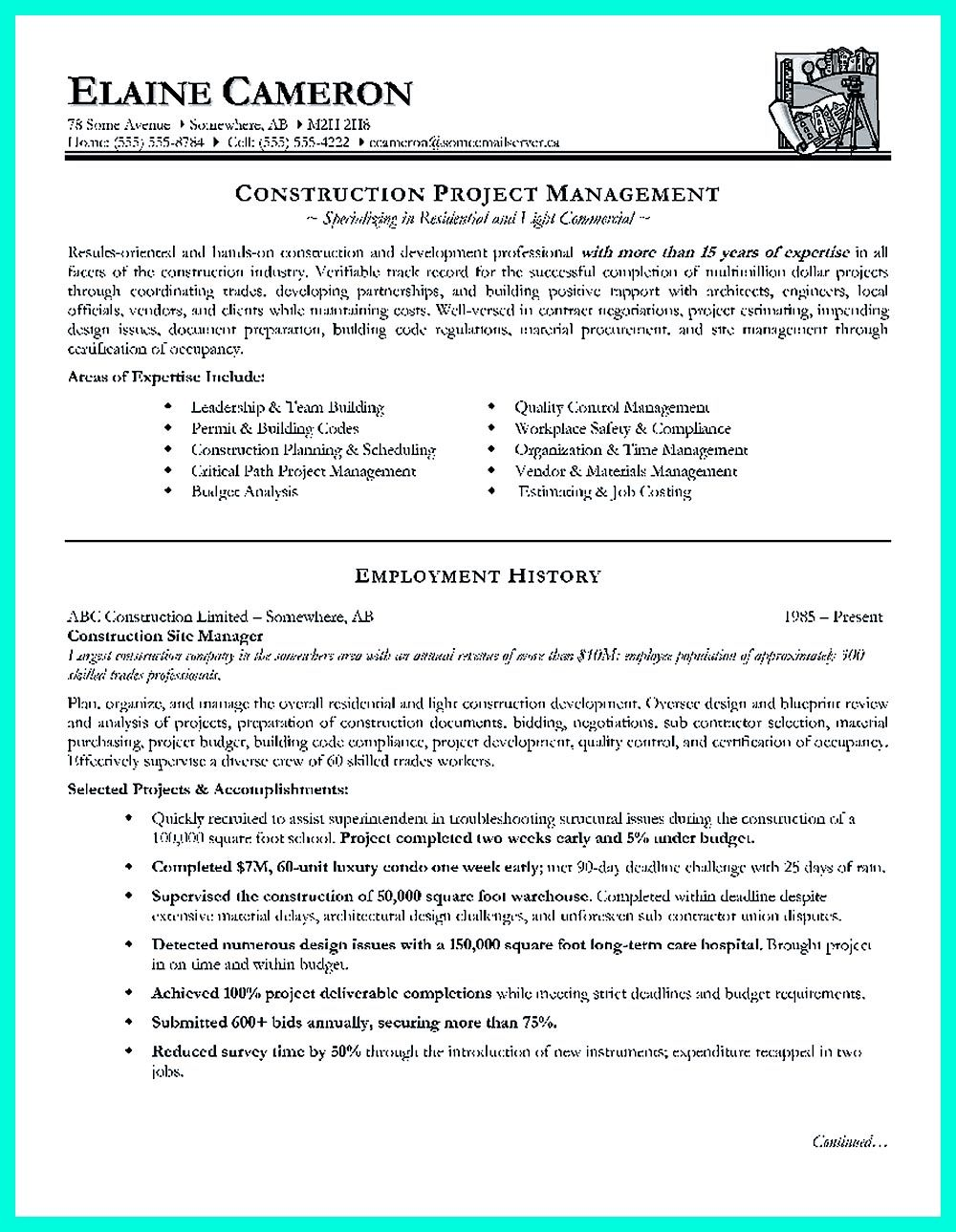 cool construction project manager resume to get applied pdf job description boosters for Resume Construction Project Manager Job Description Resume
