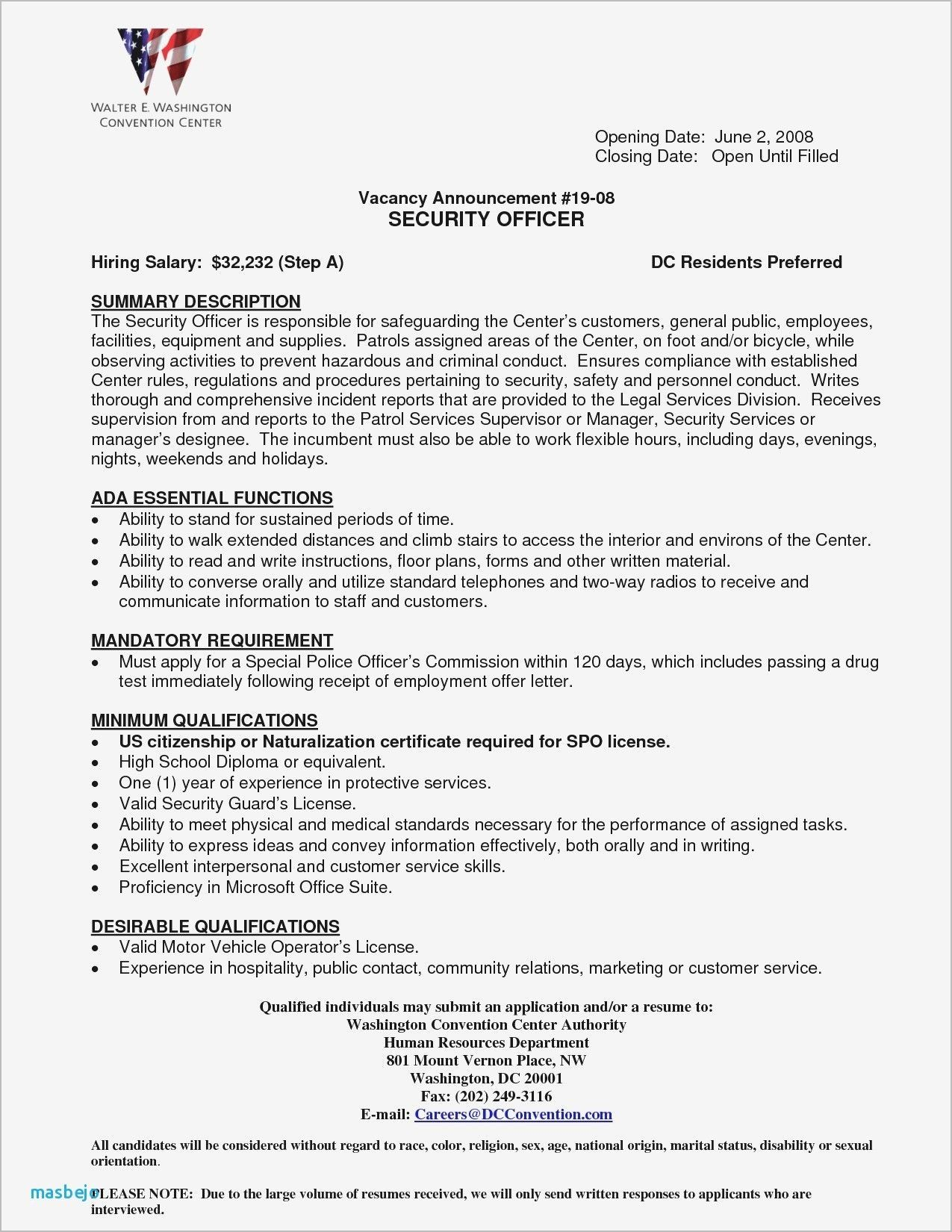 correctional officer resume objective new pin by waldwert site on formats entry level Resume Entry Level Correctional Officer Resume