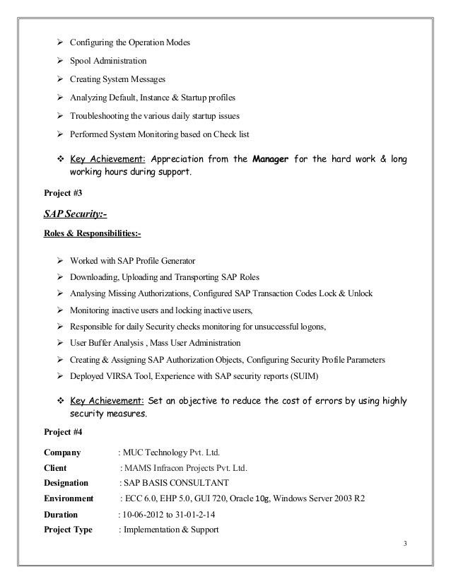 cover letter for sap basis consultant sample resume years experience human rights lawyer Resume Sap Basis Resume 8 Years Experience