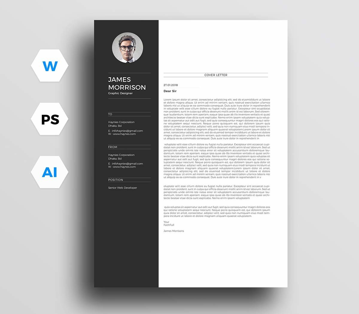 cover letter templates for microsoft word free resume template typing speed on windows Resume Resume Cover Letter Template Word