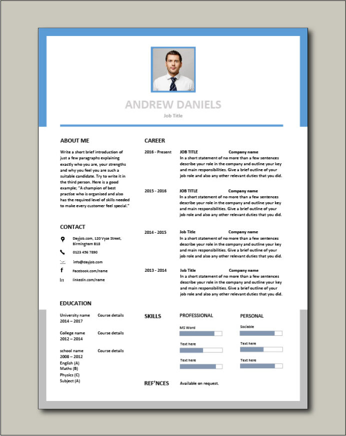 create resume without job experience reentering the workforce examples self motivated Resume Reentering The Workforce Resume Examples