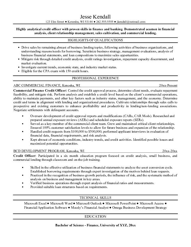 credit manager resume format templates cashier responsibilities political canvasser Resume Credit Manager Resume Format