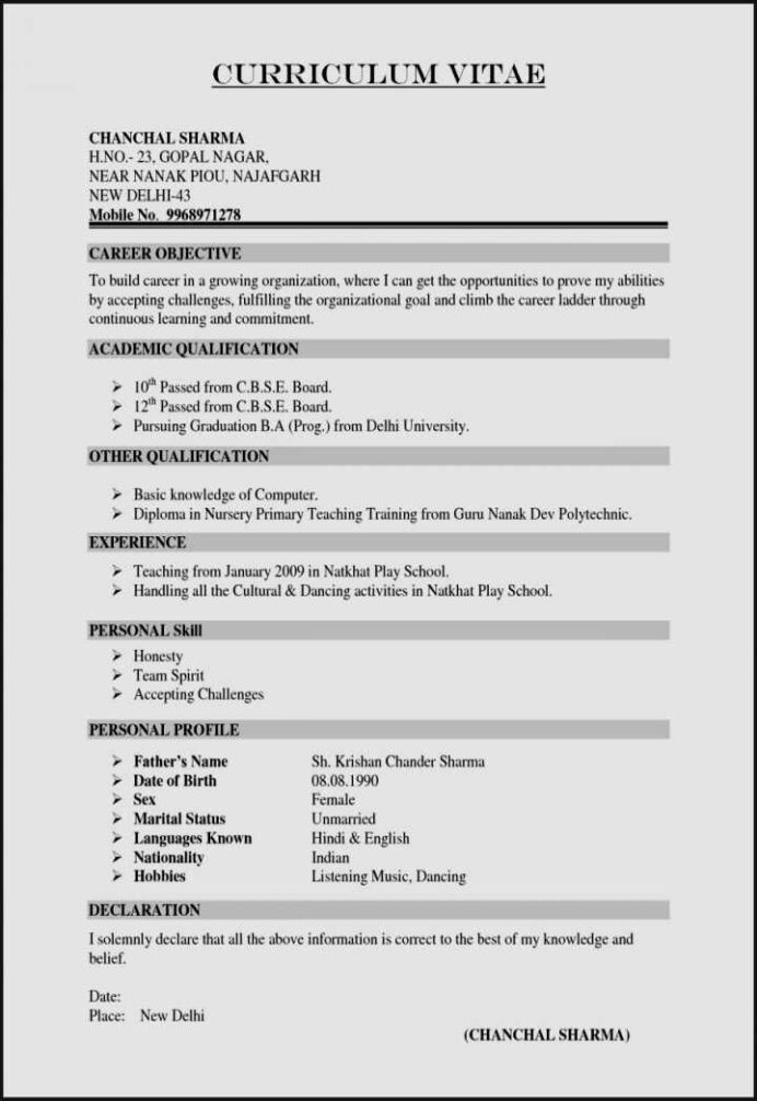 Resume Format For Teachers Job Free Download Resume Finance Resume Sketch 3 Resume Template Related Experience On Resume Entry Level Nurse Resume Sample Medical Technician Resume Examples Best Resume Examples 2021