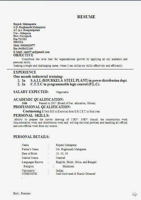 curriculum vita cv format pdf best resume examples style movie theater for accounting job Resume Canadian Style Resume Format