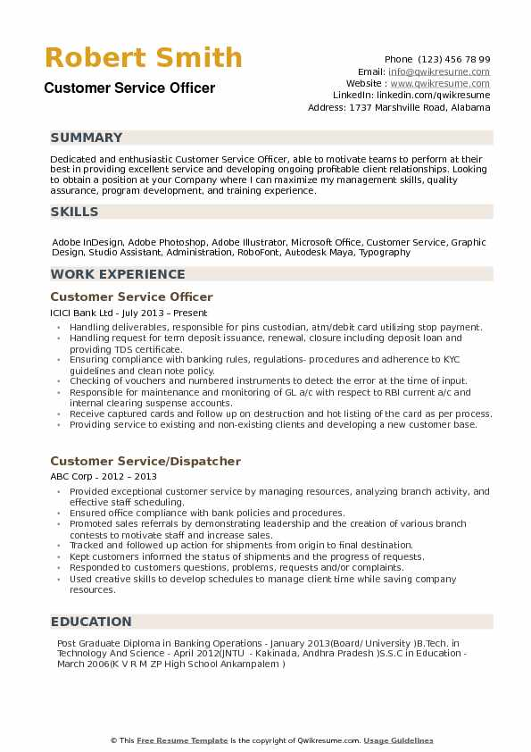 customer service officer resume samples qwikresume client pdf really good summary for Resume Client Service Officer Resume