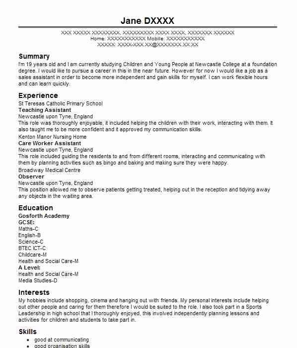 cv childcare zohrehorizonconsultingco in template design resume examples currently Resume Currently Studying On Resume