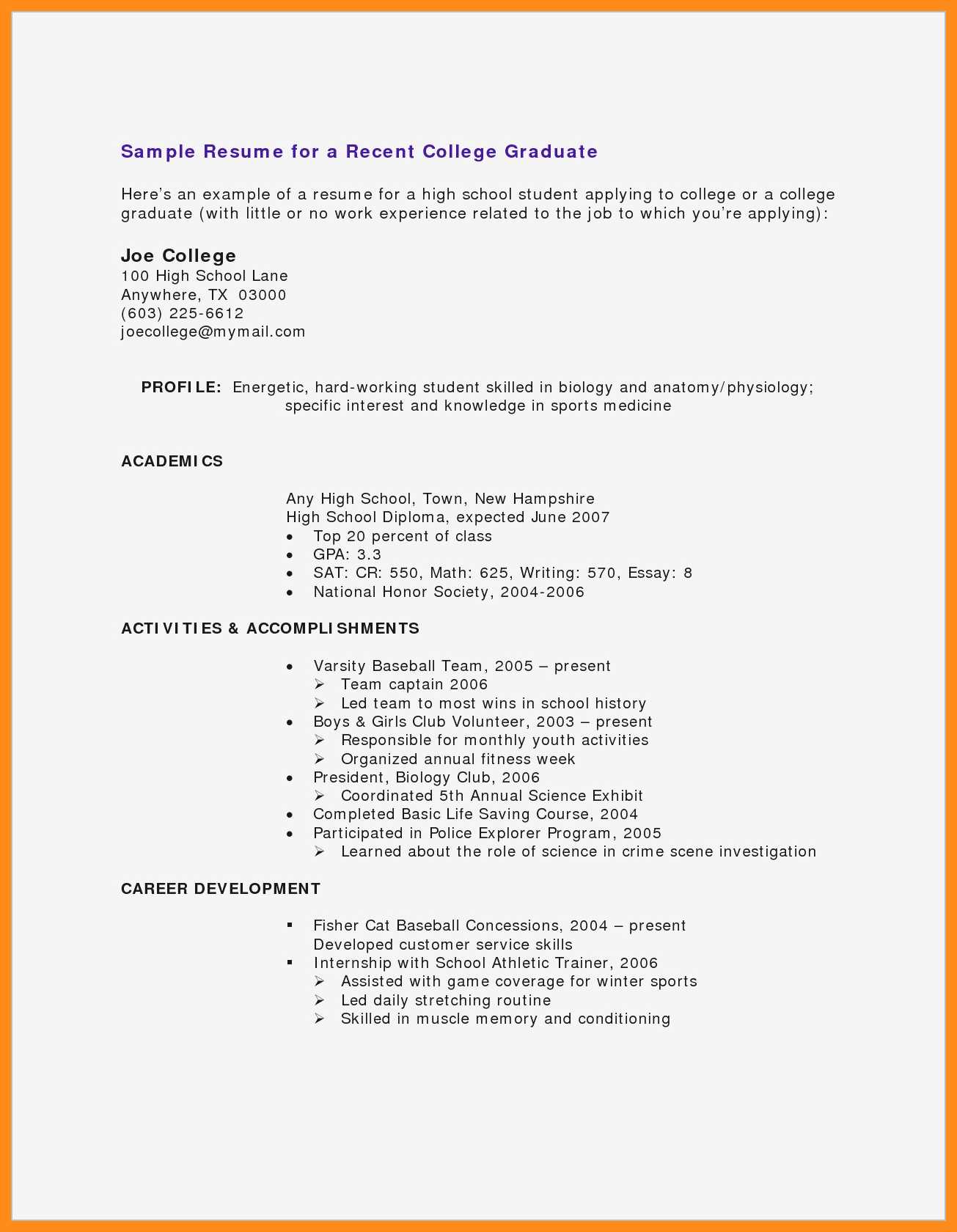 cv samples for students with no experience pdf sample resume applying summer job expanded Resume Sample Resume For Applying Summer Job
