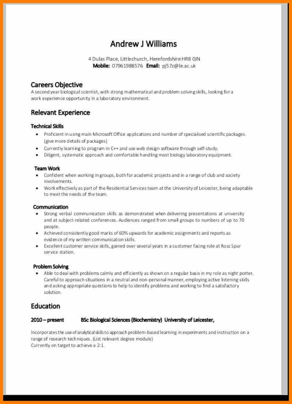 cv template for over resume format skills examples neutral objective dynamic templates Resume Neutral Resume Objective