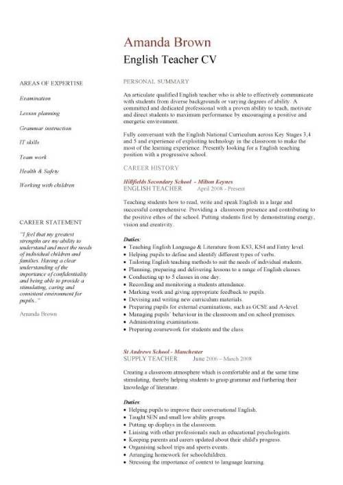 cv template for professor teacher resume academic equity research software project Resume Resume Template For Professor