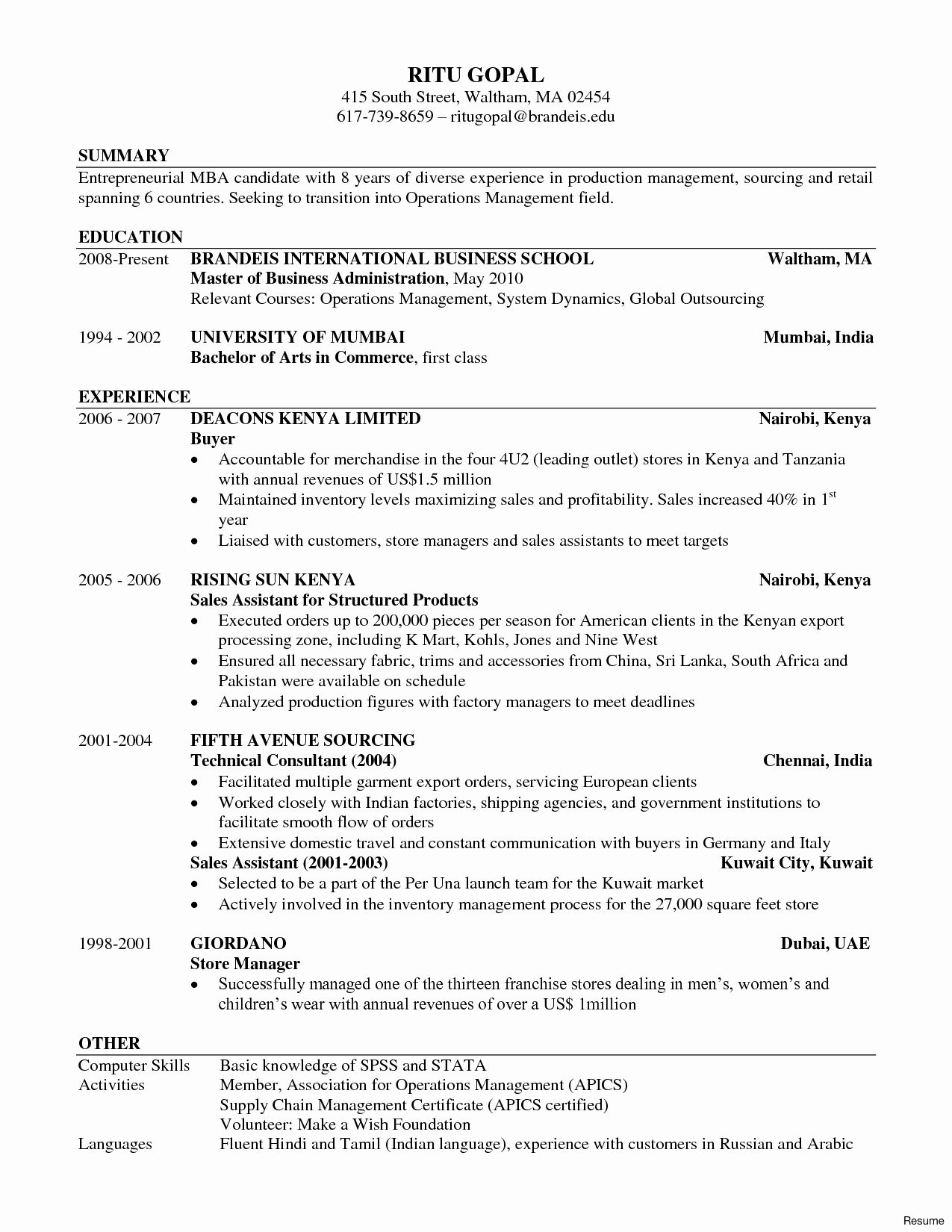 cv template harvard resume format business examples army team leader of core competencies Resume Business Resume Template