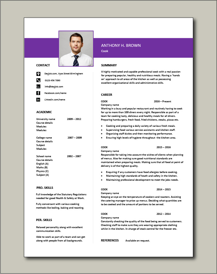 cv template job description chef jobs example resume cooking cvs south indian format free Resume South Indian Cook Resume Format