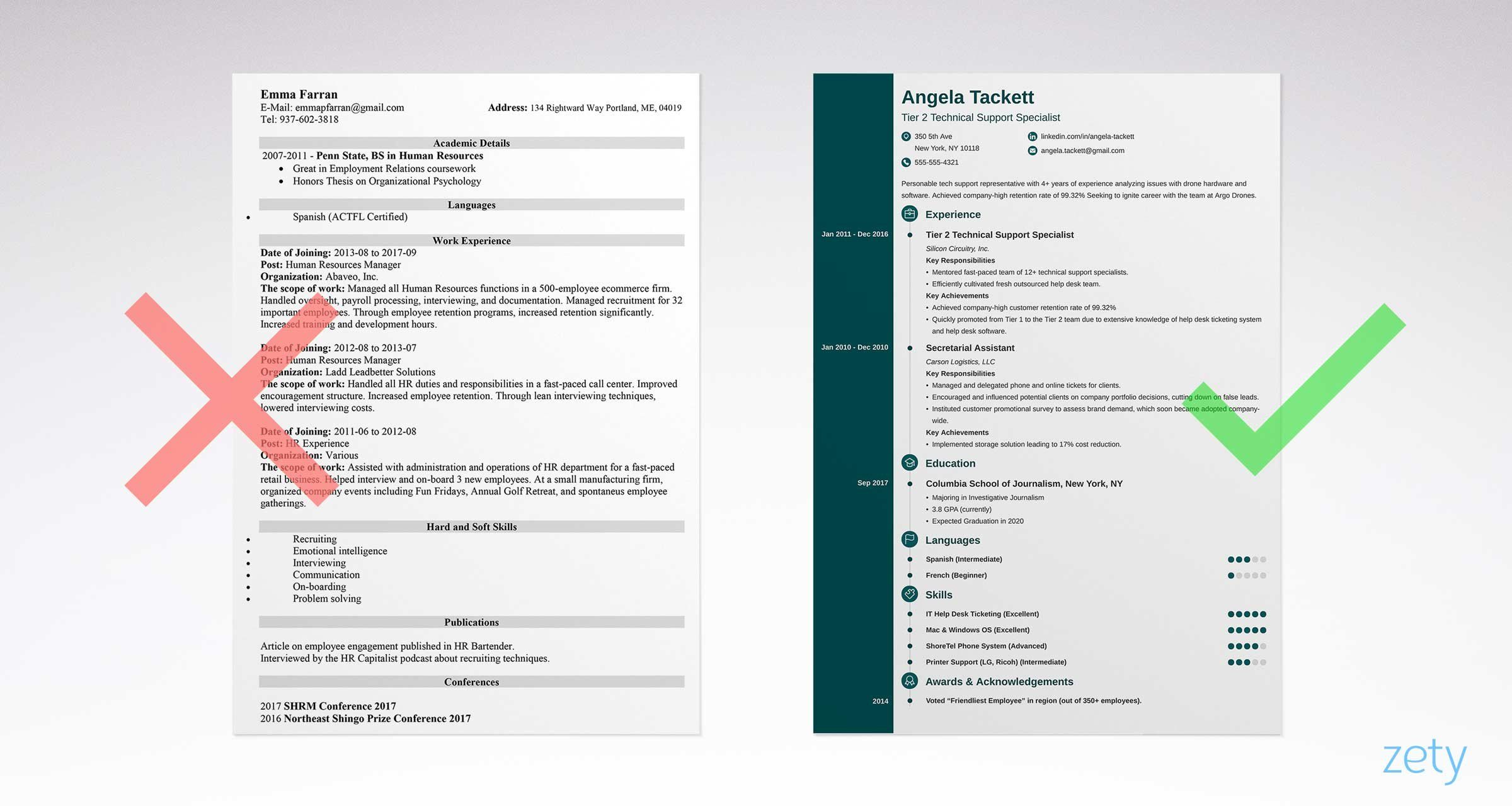 cv template zety resume format simple design logistics associate incident coordinator Resume Zety Resume Template Download