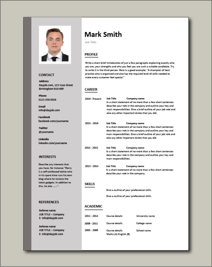 cv templates impress employers resume template free emplate pic agile software Resume Resume Template 2020 Free Download