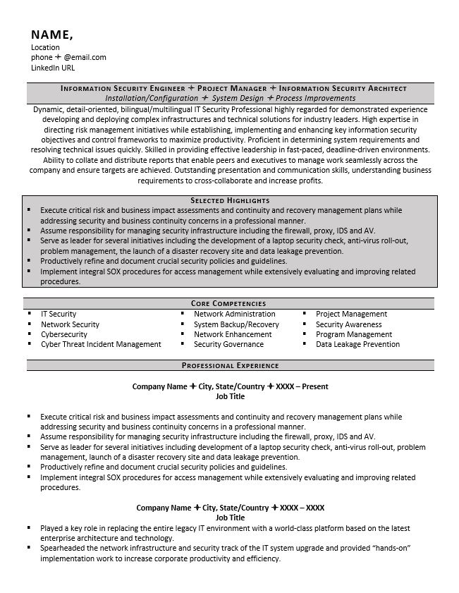 cyber and information security resume example tips zipjob keywords it project buyer Resume Cyber Security Resume Keywords