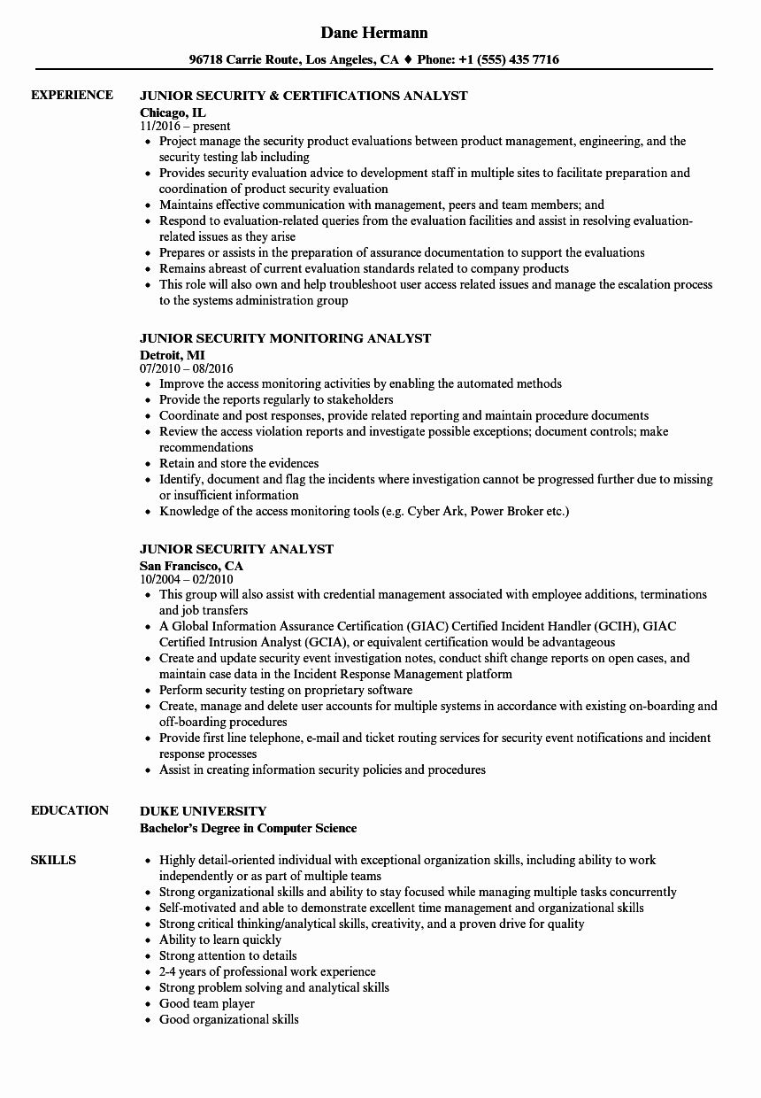 cyber security analyst jobs information resume types of volunteer work for albuquerque Resume Information Security Analyst Resume