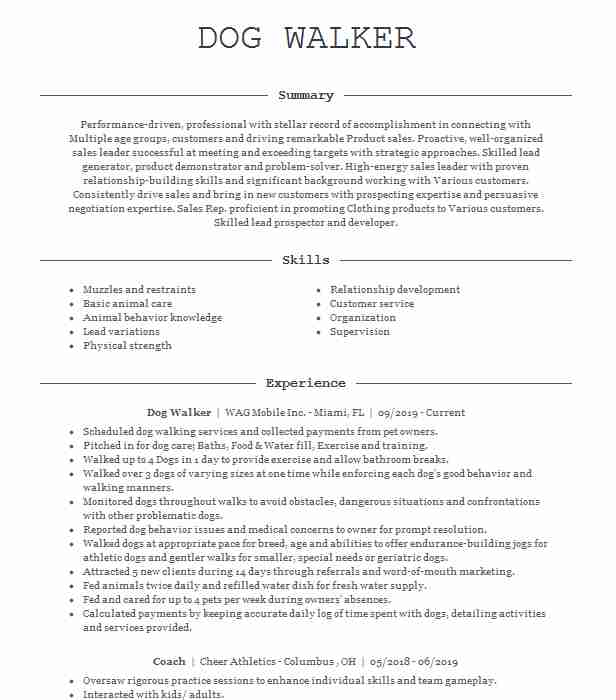 delivery postmate resume example postmates ridgewood new can you put on undergraduate Resume Can You Put Postmates On Resume