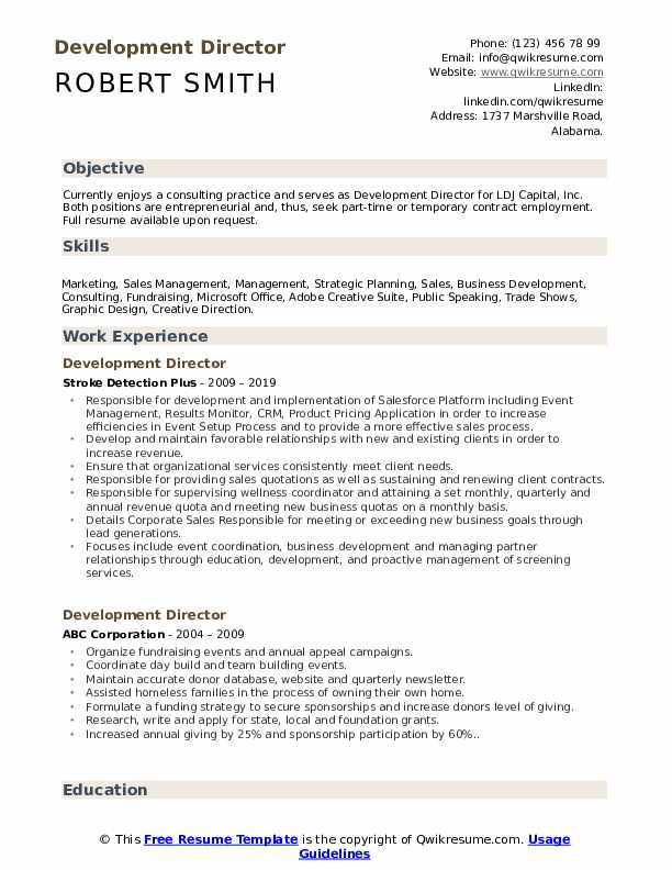 development director resume samples qwikresume nonprofit executive pdf cost accountant Resume Nonprofit Executive Director Resume