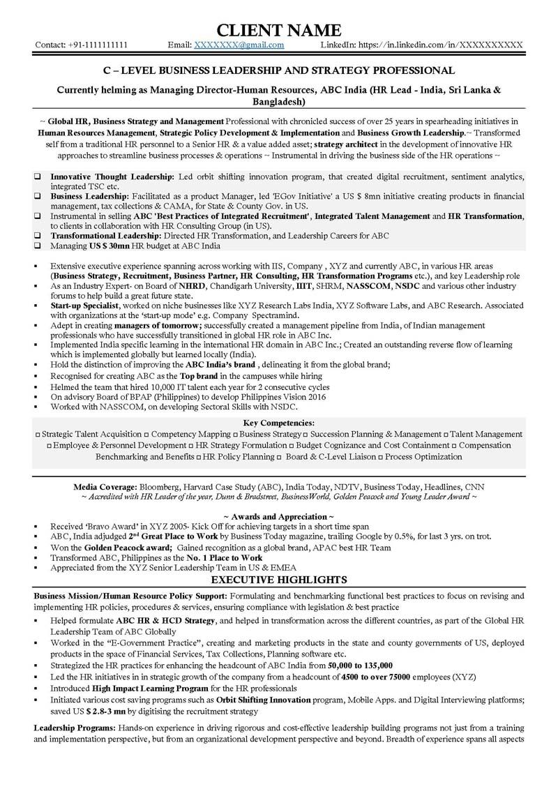 director level resume cover letter example executive samples visualcv database free Resume Director Level Resume Examples