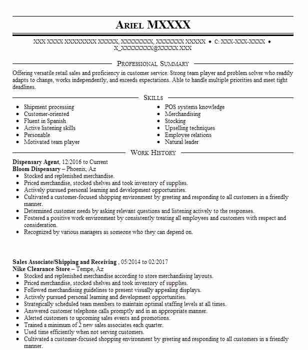 dispensary manager resume example the depot sketch template biology examples Resume Dispensary Manager Resume