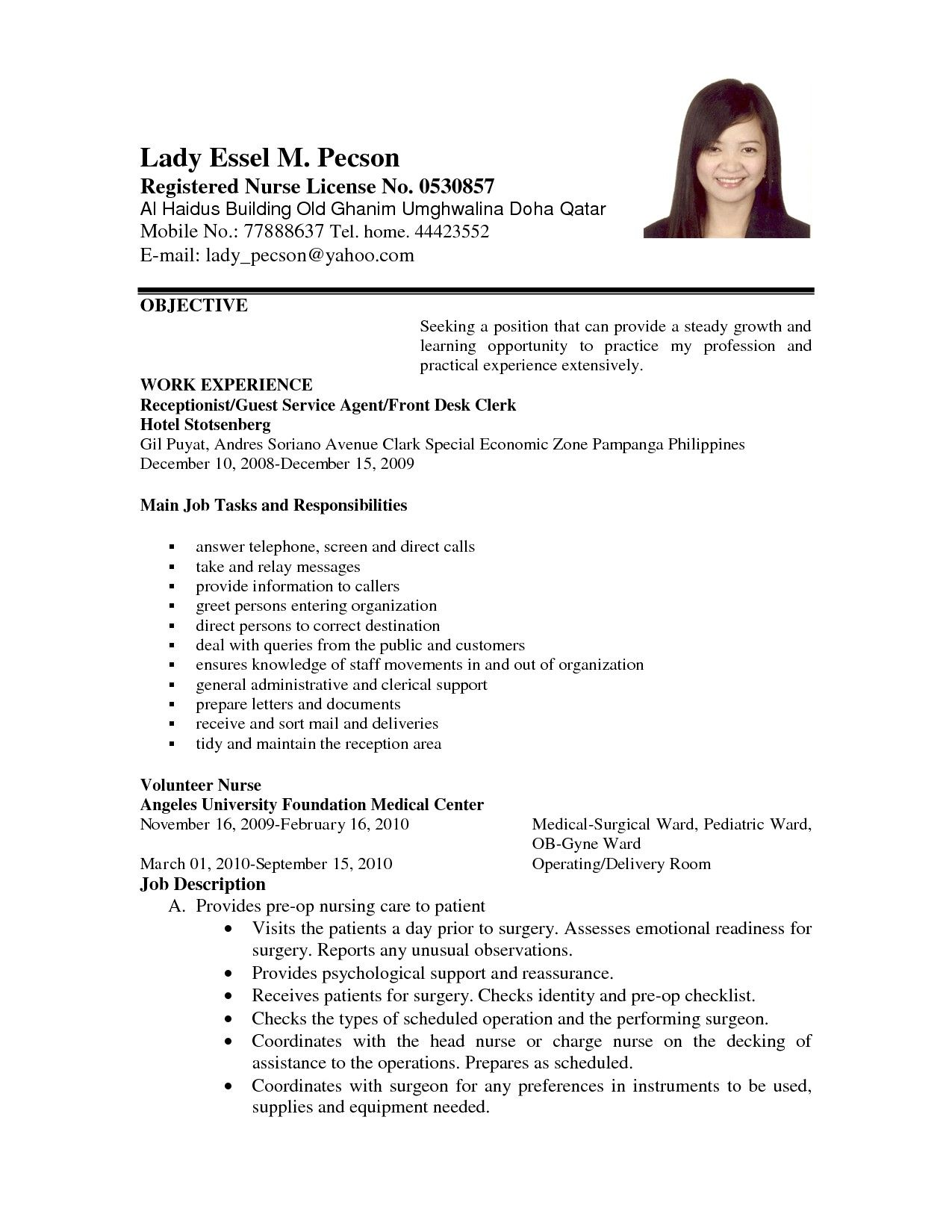easy job application objective examples today resume for any position describing teamwork Resume Resume Objective Examples For Any Position