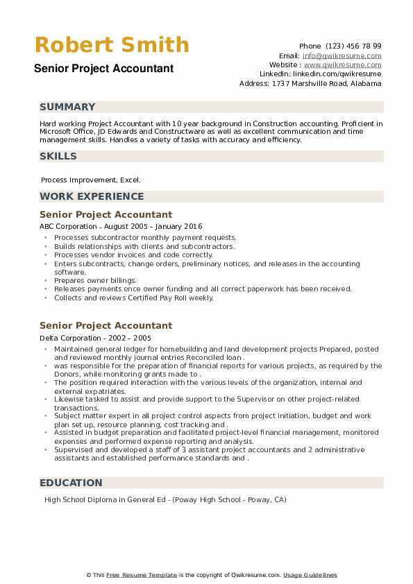easy senior accountant job description in construction company today accounting manager Resume Senior Accountant Accounting Manager Resume