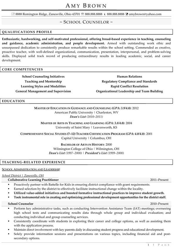 education resume examples professional writers school counselor guidance pharmaceutical Resume School Counselor Resume Examples