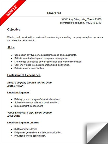 electrical engineer resume sample engineering electricity headline for fresher freelance Resume Resume Headline For Fresher Electrical Engineer