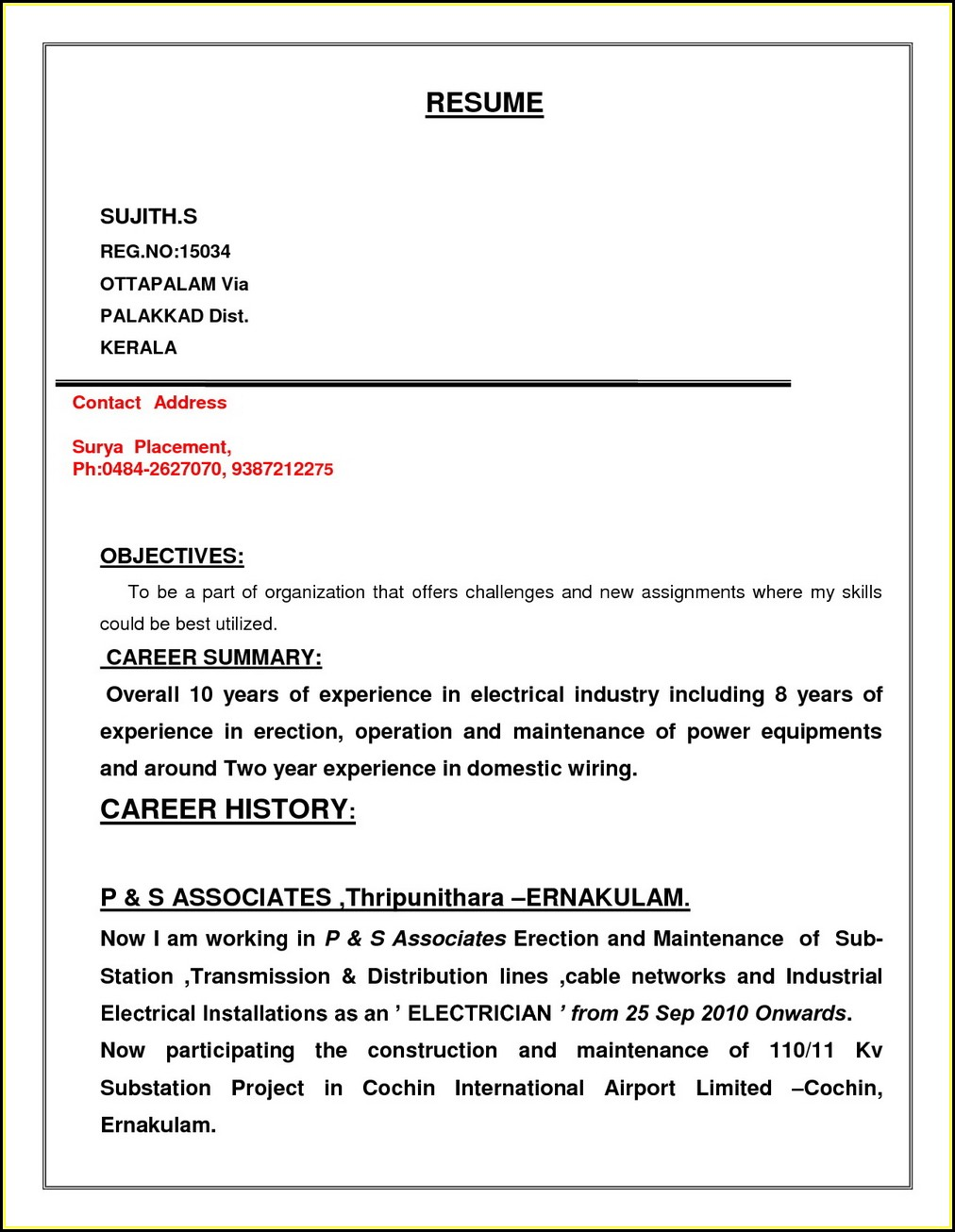 electrician resume pdf best examples word format free study abroad example websites jr Resume Electrician Resume Word Format