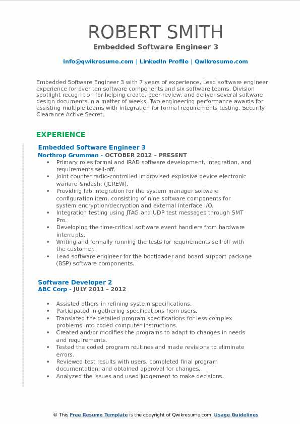 embedded software engineer resume samples qwikresume headline for pdf coordinator Resume Resume Headline For Embedded Software Engineer