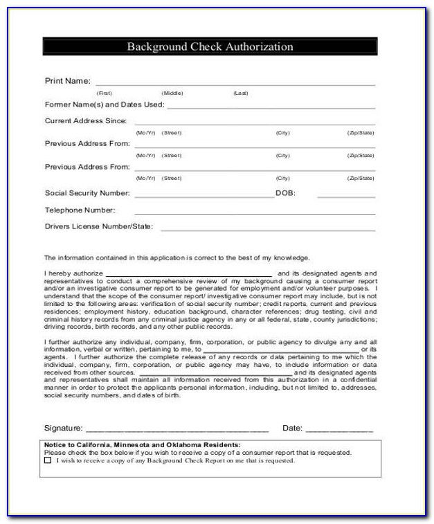 employee criminal background check consent form resume examples skills and qualities for Resume Resume Background Check