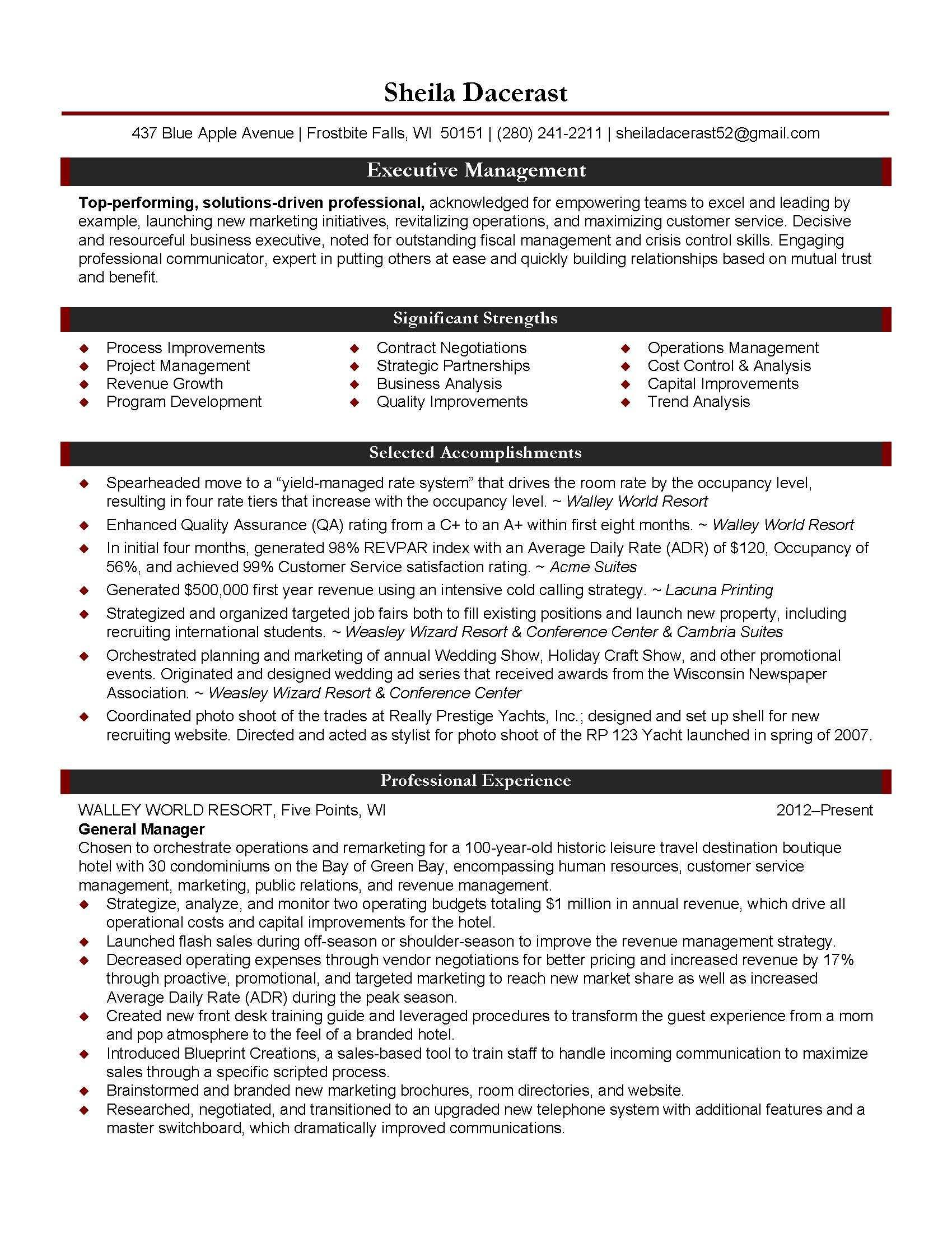 executive director resume non profit service project manager examples professional Resume Nonprofit Executive Director Resume