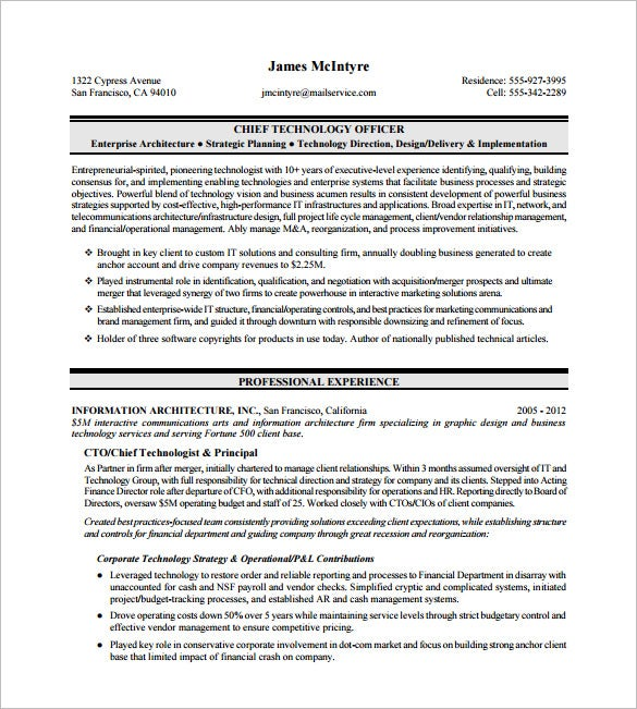executive resume template free word excel pdf format premium templates styles for Resume Resume Styles For Executives