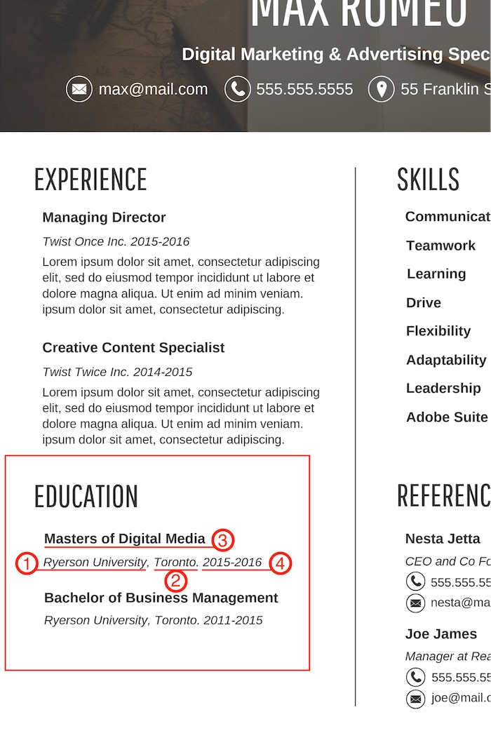 expert resume design ideas from hiring manager tips for with little experience special Resume Tips For A Resume With Little Experience