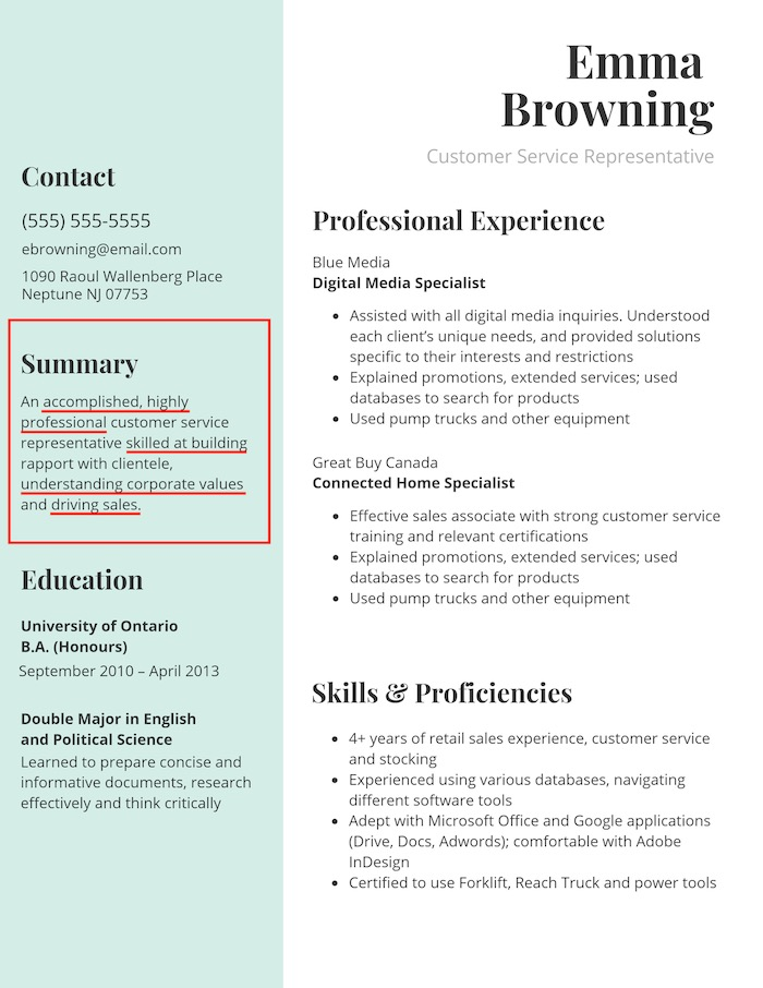 expert resume design ideas from hiring manager visually attractive simple customer Resume Visually Attractive Resume