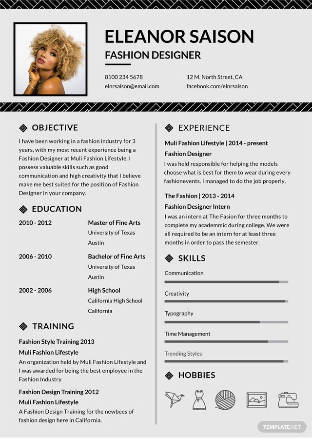 fashion designer resume line 17qq objective for djhjhihpebz restaurant manager job duties Resume Objective For Fashion Designer Resume