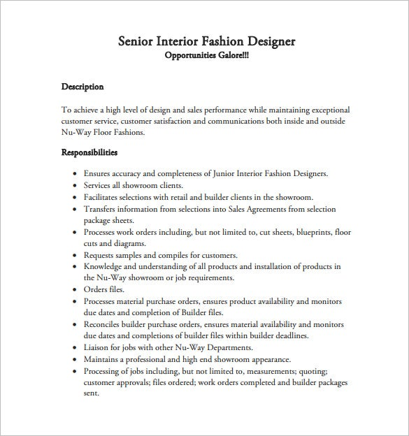fashion designer resume templates excel pdf free premium indian senior interior emergency Resume Indian Fashion Designer Resume