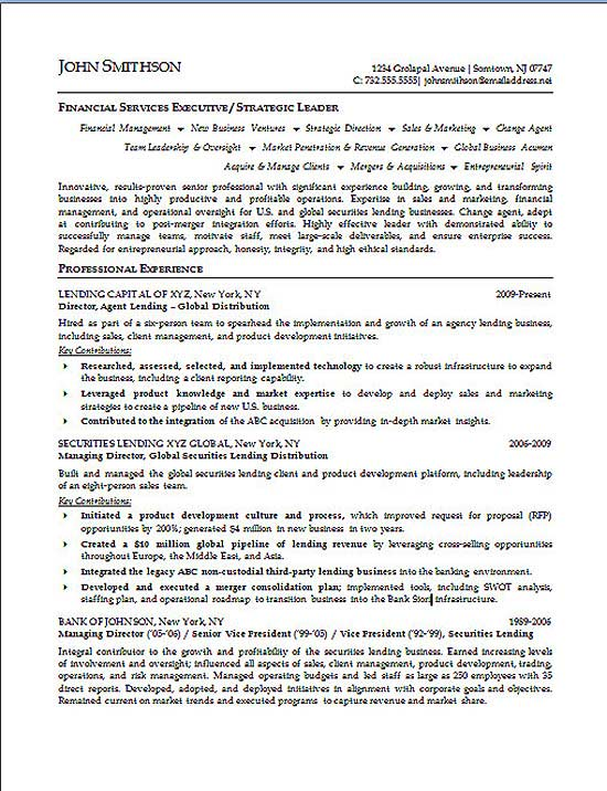 financial executive resume example services s3a finance waiting tables good personal Resume Financial Services Resume
