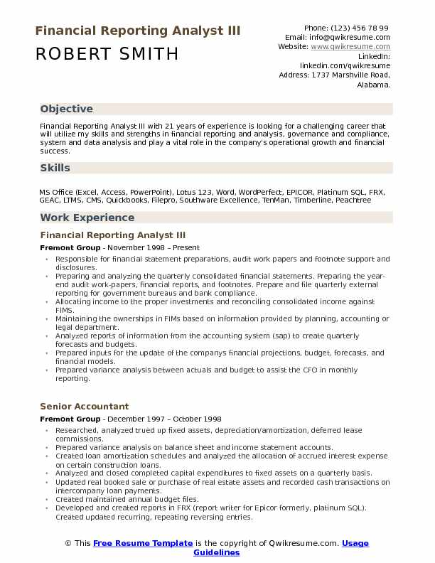 financial reporting analyst resume samples qwikresume pdf manager interview questions sme Resume Reporting Analyst Resume