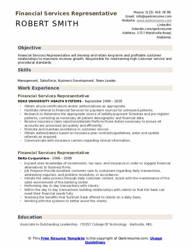 financial services representative resume samples qwikresume pdf payroll training Resume Financial Services Resume