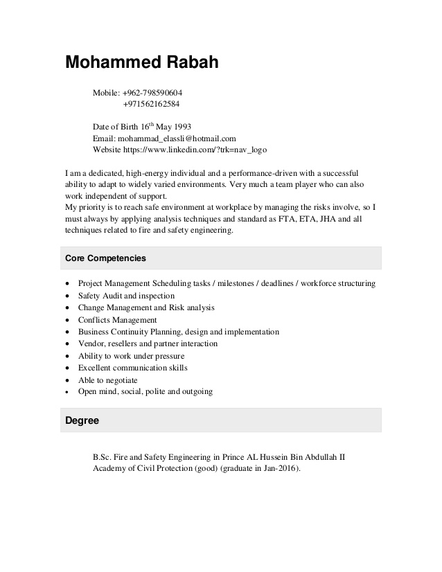 fire and safety engineer cv department resume samples editorial assistant job description Resume Fire Department Resume Samples