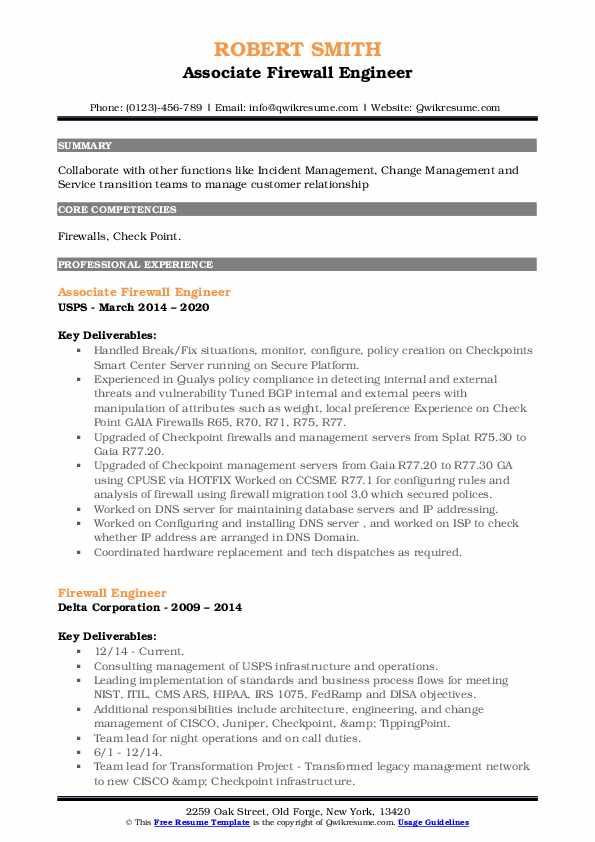firewall engineer resume samples qwikresume checkpoint pdf help building auto service Resume Checkpoint Firewall Engineer Resume