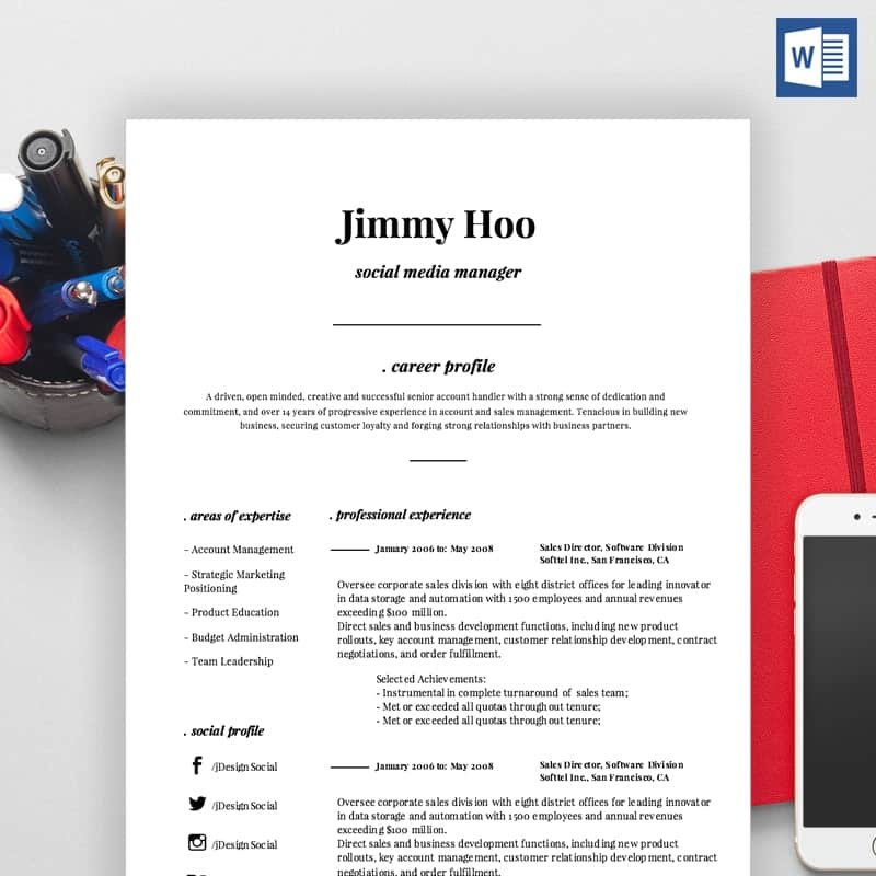 free cv and resume templates for job nexus updated template jimmy hoo activities honors Resume Updated Resume Template 2020