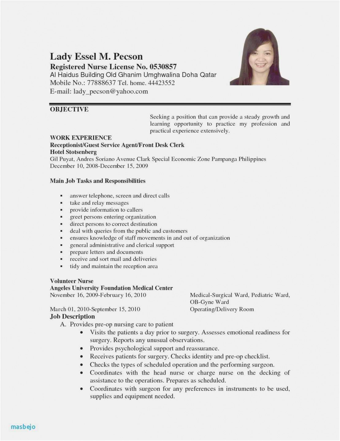 free format resume writing template builder example sample professional thank you letter Resume Resume Writing Template