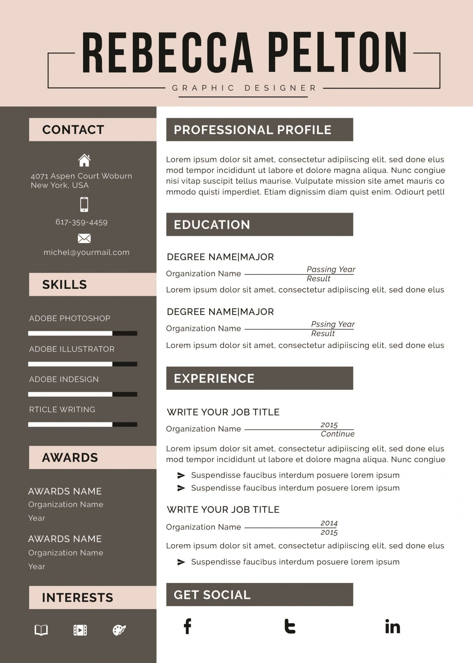 free functional resume templates addictionary adobe core shocking ideas objective Resume Adobe Core Functional Resume