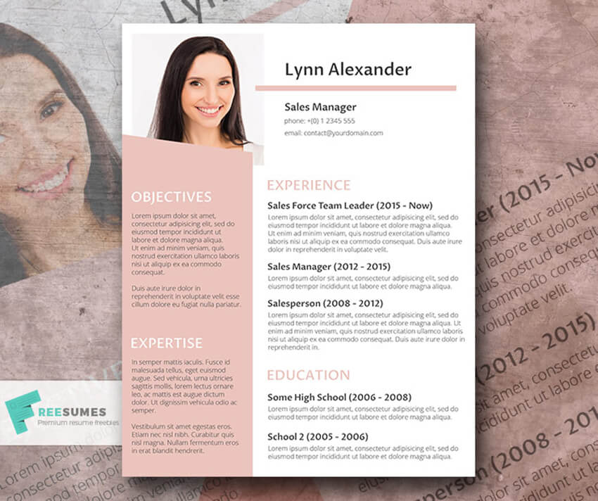 free google docs microsoft word resume cv templates for weightlessness travel executive Resume Free Resume Word Download